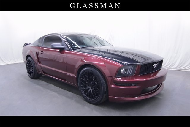 Pre-Owned 2005 Ford Mustang