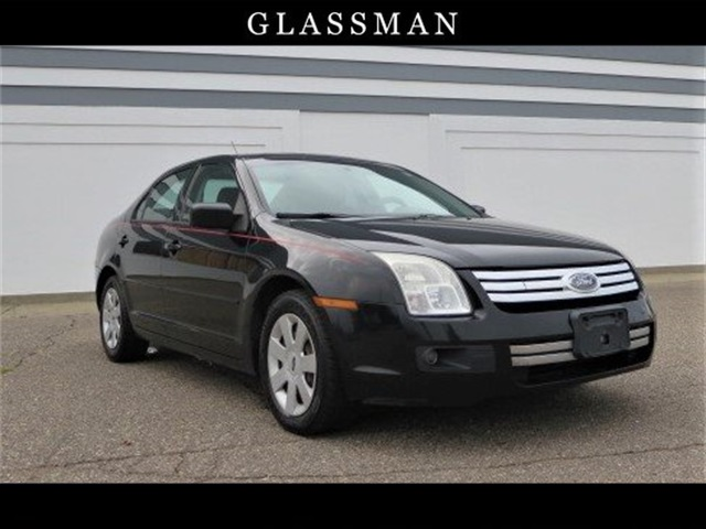 Pre-Owned 2008 Ford Fusion SE