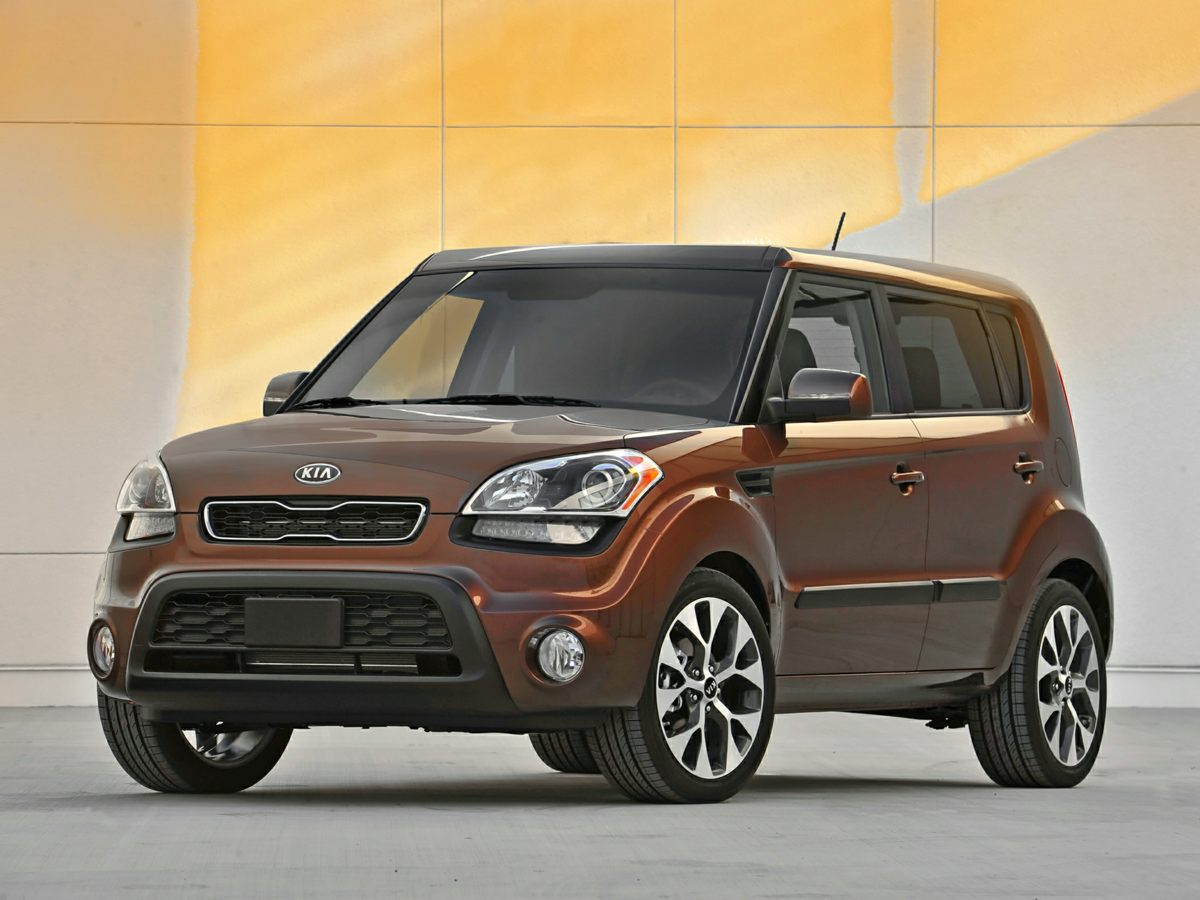 Pre Owned 2013 Kia Soul Plus