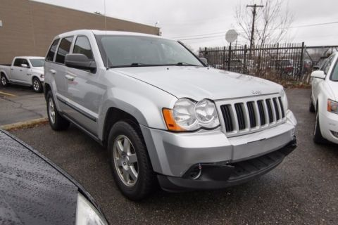 Pre-Owned 2008 Jeep Grand Cherokee Laredo